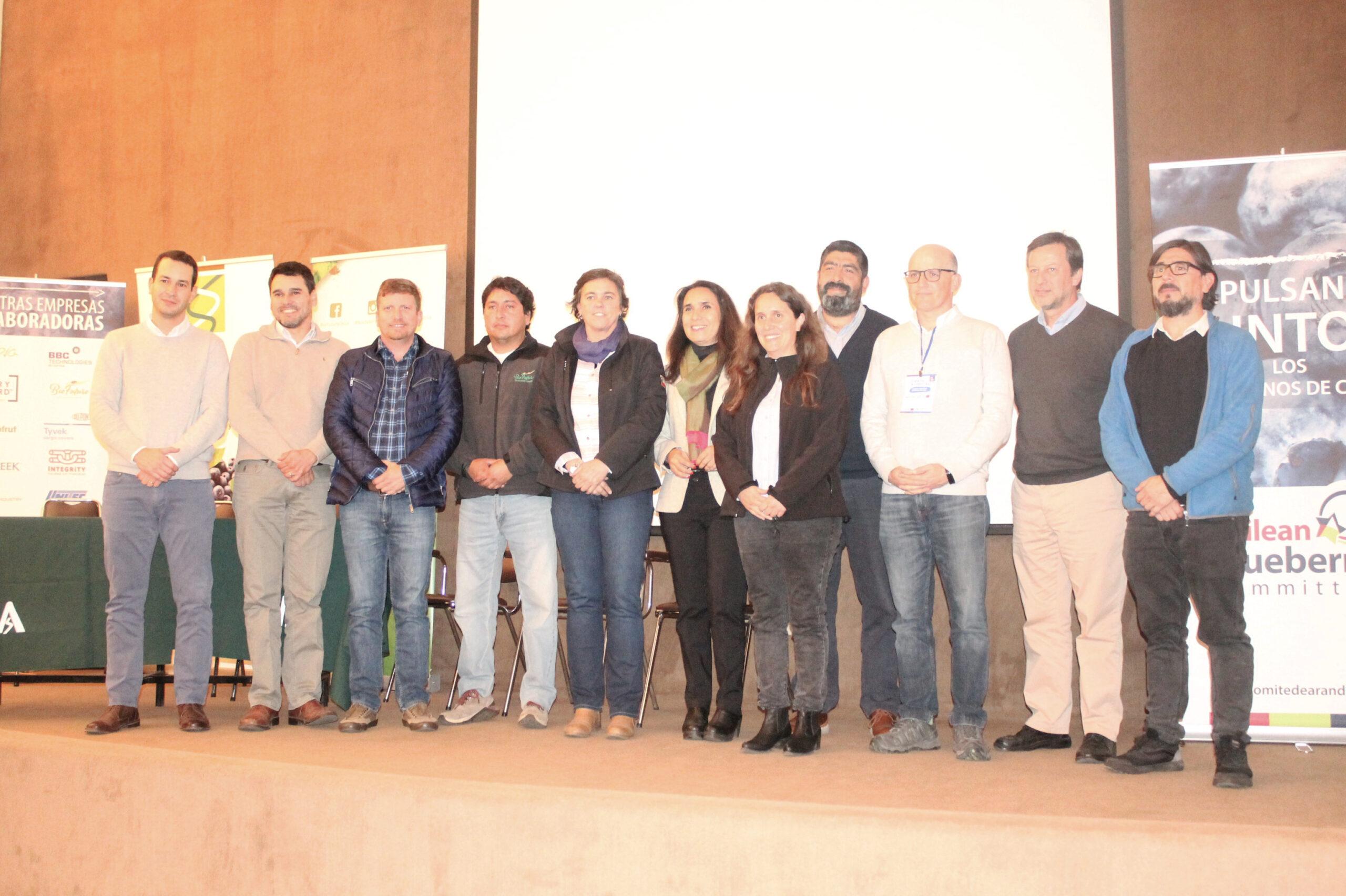 """SEMINARIO INTERNACIONAL """"Desafíos de la industria del Arándano en el Sur de Chile"""""""